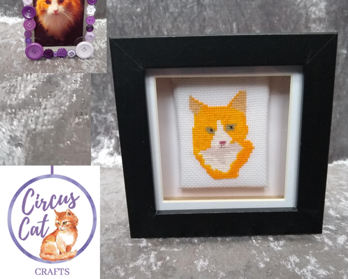 Circus Cat Crafts - Bespoke Pet Portraits