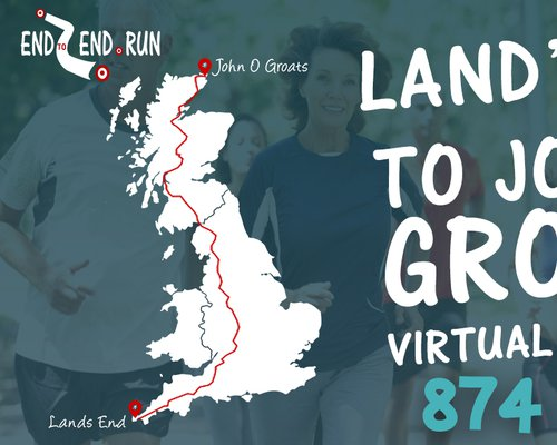 Land's End to John O'Groats Challenge