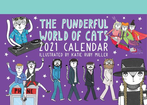 The Punderful World of Cat